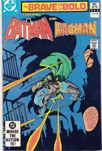 Brave and the Bold #196 -  Batman and Ragman