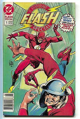 Flash Special 1 DC 1990 NM- 50th Anniversary Joe Kubert