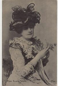 POSTCARD-ACTRESSES-Ellen-Terry
