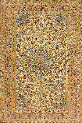 Oriental Persian Rug Real Hand-Knotted Nr. 4140 (362 x 244) Cm