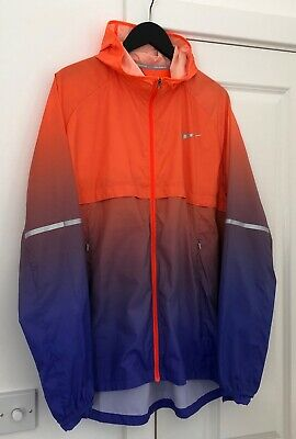 Nike Shield Prism DRI-FIT Men's Hooded Running Jacket (Size L) 903713-518