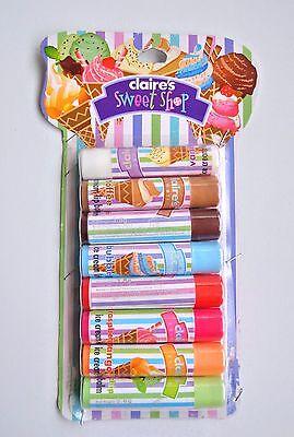 Bálsamos de labios Sweet Shop de Claire´s - lip balms