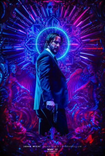 John Wick / Chapter 3 / Movie Poster