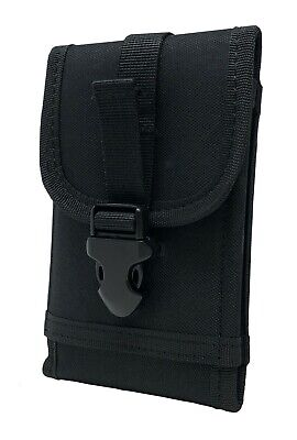 Best Outdoor MOLLE Tactical Cell Phones Vertical Belt Clip Case for