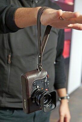 Artisan /& Artist ACAM 292 R Leder Handschlaufe Wrist Strap schwarz