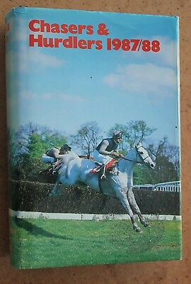 Chasers & Hurdlers 1987/1988 A Timeform Publication. Over 1,000 pages SUPERB