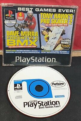Sony Playstation 1 Magazine Best Games Ever Extreme Sports Edition Demo Disc (Best Playstation 1 Games Ever)