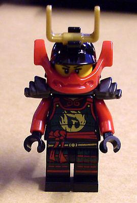 Lego Ninja Ninjago - Nya Figur rot mit Maske ( Nia Nja Head Mask ) Neu - Nia Ninjago