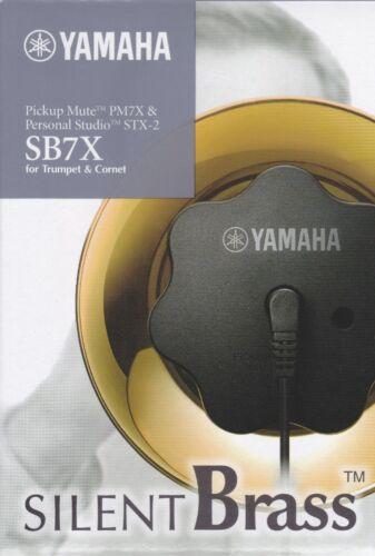 Yamaha Silent Brass Trumpet Cornet SB7X-2 - Authorized Dealer - Latest Model!