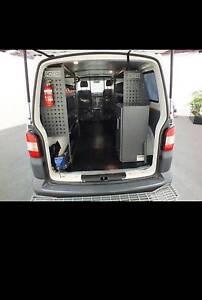 VW Transporter LWB T5 Caddy Shelving Hurstville Hurstville Area Preview