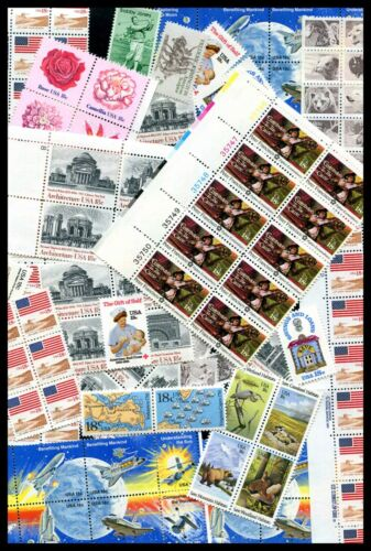US DISCOUNT Postage 100 18¢ Assorted Stamps $18.00 Face Value
