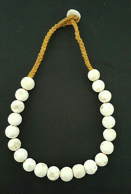 Tibetan Buddhist Conch Shell Necklace - Made in Nepal