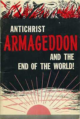 Antichrist Armageddon And The End Of the World. (Signs of Jesus