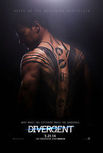 DIVERGENT-MOVIE-ART-POSTER-A4-A3-DG02-BUY-2-GET-1-FREE