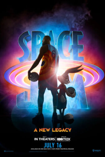 Space Jam / A New Legacy / 2021 Poster