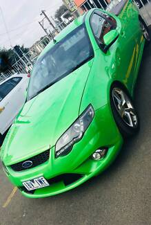 Ford XR6 Turbo Ute For Sale. Amazing performance vehicle to drive