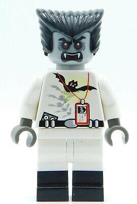 Lego Minifigure Vampire with Bat torso Halloween