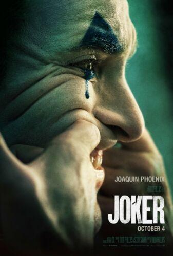 Joker movie poster (d)  - 11 x 17 inches - Joaquin Phoenix