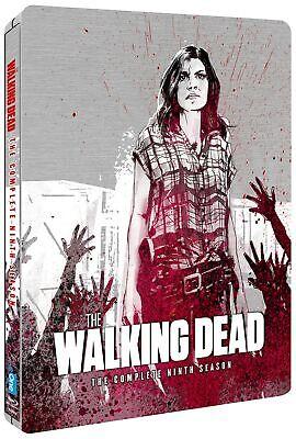The Walking Dead Season 9  (Limited Edition Steelbook) [Blu-ray]