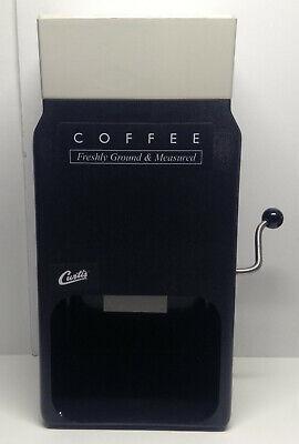 Curtis Manual Coffee Ground Dispenser