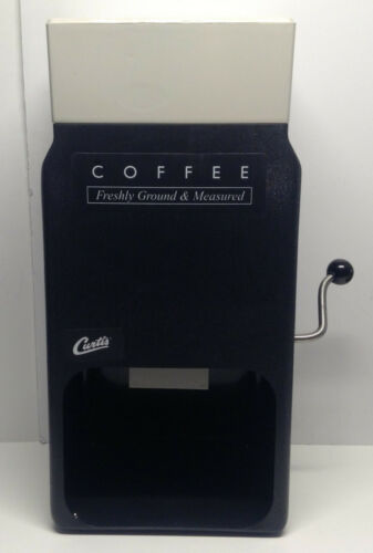 Curtis Manual Coffee Ground Dispenser