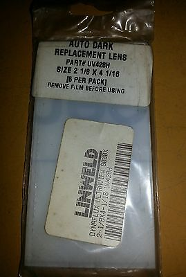 Replacement Speedglas Inner Lens For A 9000x - Packs Of 5