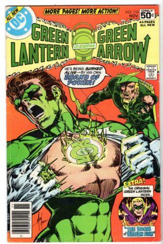 Green Lantern #110, Fine Condition!