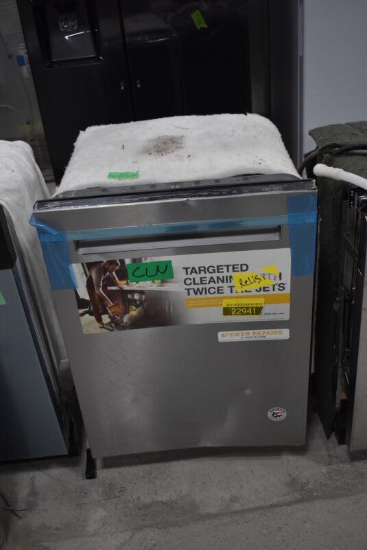 "Whirlpool 24"" Built-In Dishwasher Stainless steel WDTA50SAHZ"