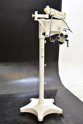Seiler Revelation Dental Microscope Unit For Magnification Halogen 1x- 5x