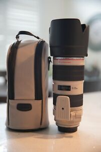 Canon 70-200mm F2.8L IS Mark II