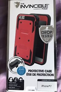 iPhone 7 case. Shockproof Dust-proof. Brand New