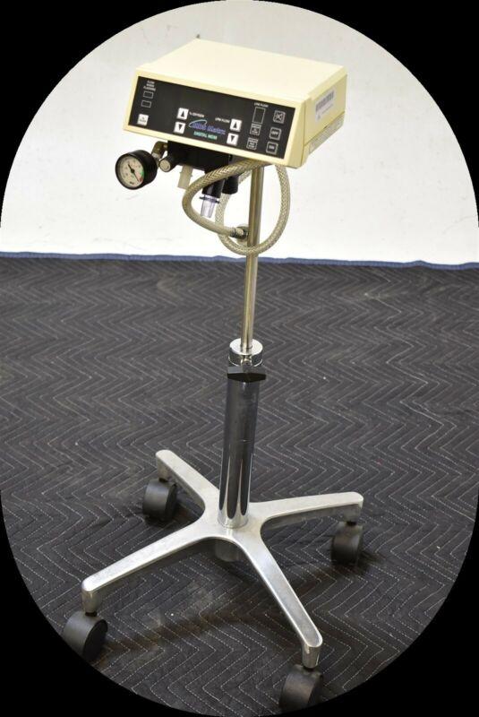 MDS Matrx Dental Dentistry N2O Nitrous Oxide Flowmeter Unit System Machine 115V