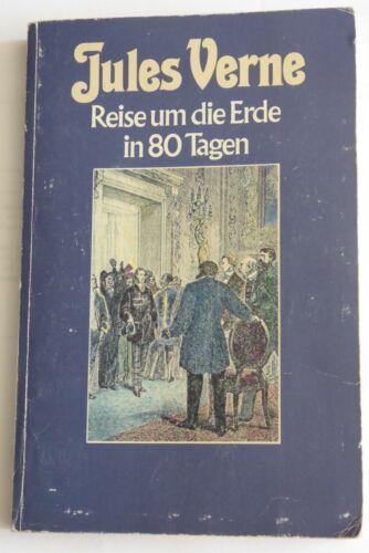 Jules Verne - Reise um die Erde in 80 Tagen, Pawlak J. Verne Collection, Band 3