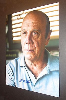 Sons Of Anarchy     Dalton Callie     Chief Wayne Unser    Signed Photo    2