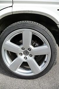 ✺Vw Transporter T4 Caravelle Alloy Wheels✺18inch✺Used Condition✺FITAUDI A3 4 6 8
