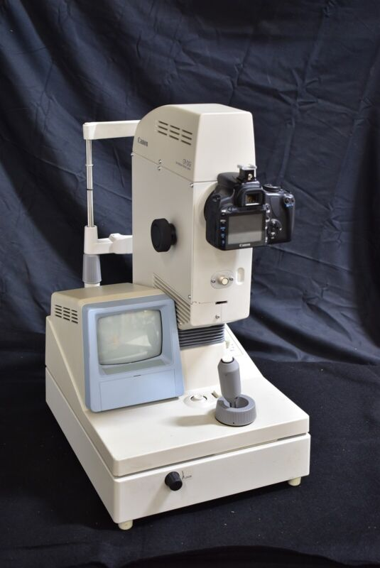 Cannon CR-DGI Retinal Retina Camera Fundus Medical Optometry Unit