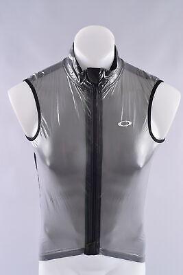 Dimension Data Pro Cycling Team Oakley Jawbreaker Wind Vest Men's Small Mens Cycling Vest