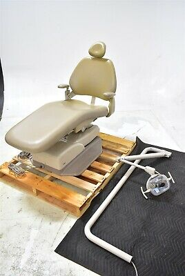 Adec 1221 Dental Exam 2005 Chair Operatory Set-up Package - Low Price