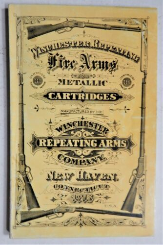 Winchester Repeating Fire Arms Muskets Carbines Rifles Cartridges 1875 catalog
