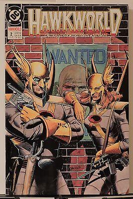 Hawkworld #2 (Jul 1990, DC)
