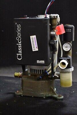 Midmark Cv5r Dental Vacuum Pump System Suction Unit 220v 71 Decibel Wet Pump