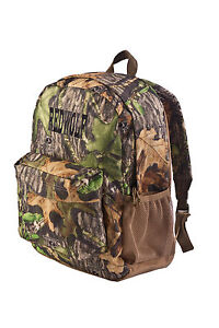 REDWOLF CANYON CREEK MOSSY OAK CAMO DAY BACK PACK HUNTING SCHOOL HIKING FISHIN