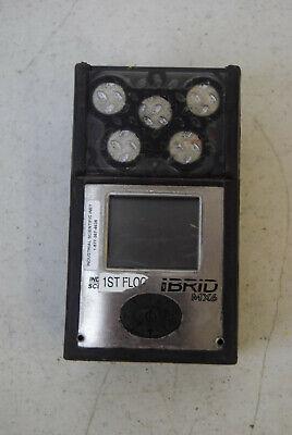 Industrial Scientific Ibrid Mx6 Gas Meter