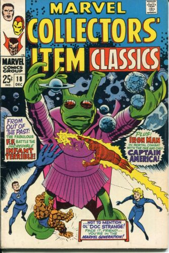 Comic book: MARVEL COLLECTOR