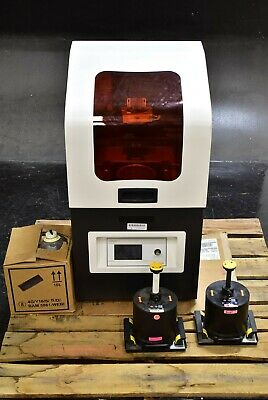 Bego Varseo 3d Printer 2015 Dental Equipment Unit Machine W Build Plates