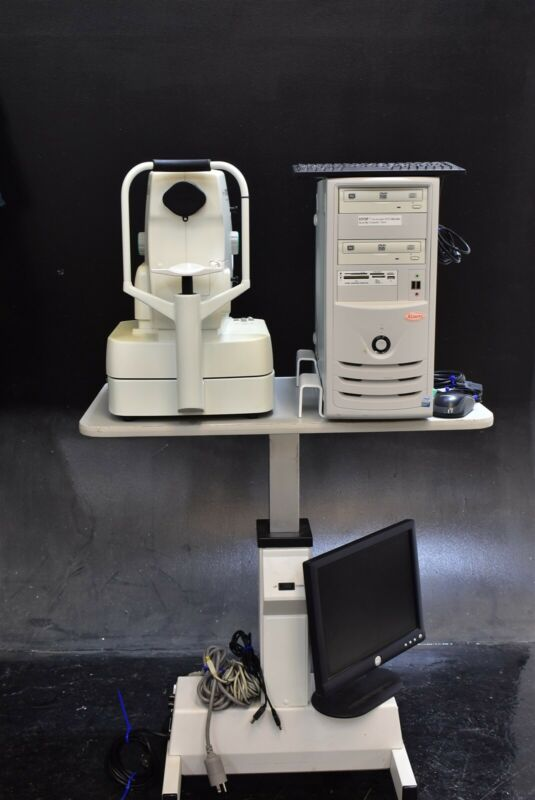 Koma Nonmyd a-DIII Medical Retinal Fundus Optometry Camera w/ Computer System