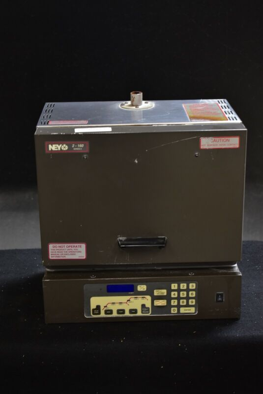 Ney 2-160 Series 2 Dental Furnace Restoration Heating Lab Oven 115V 1200F
