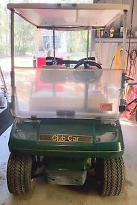Club Car golf Cart with Trailer and battery charger Samford Valley Brisbane North West Preview