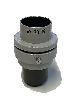 Zeiss-photo-lens-adapter-for-trinocular-microscope-head-part-477315