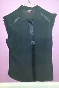 Silk Blouse Size:M